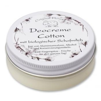Deocreme Cotton